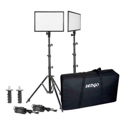 Ledgo LG-E268C - kit de 2 panneaux LED
