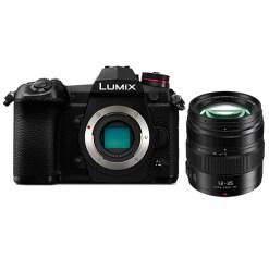 Panasonic Lumix DC-G9 +12-35mm - Kit Appareil Photo et Objectif