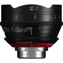 Canon Sumire Prime 14mm T3.1 Impérial Monture PL - Objectif Prime