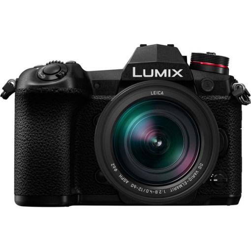 Panasonic Lumix DC-G9 +12-60mm - Kit Appareil Photo et Objectif