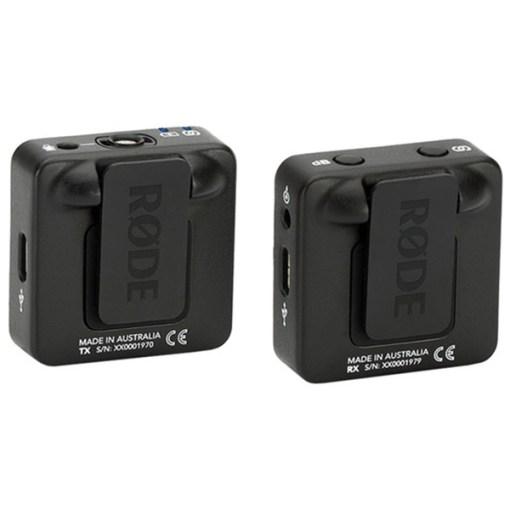 Rode Wireless Go - Kit HF Émetteur Récepteur