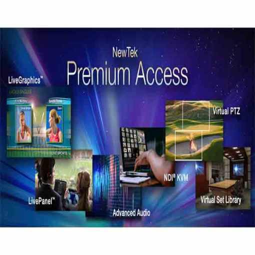Abonnement Newtek Premium Access 1 An