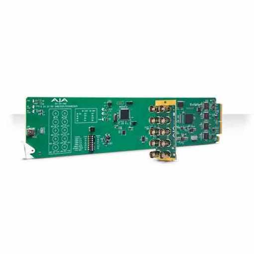 CARTE OPENGEAR 8 CANAUX 3G-SDI AJA OG-3G-AMD