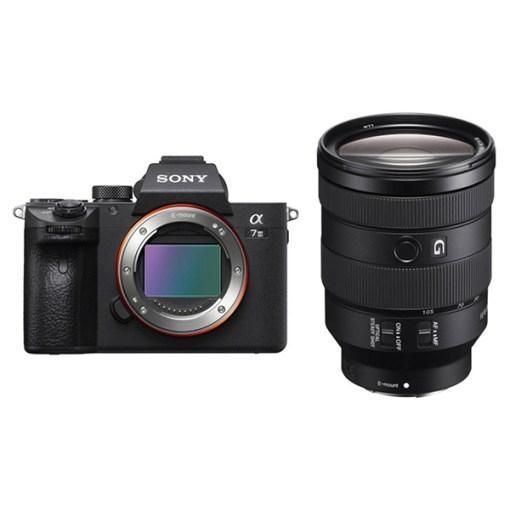 Sony Alpha 7 III + 24-105mm - Kit Appareil Photo et Objectif