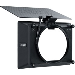 Wooden Camera Zip Box Pro 4×5.65 – Mattebox avec Support de 110mm