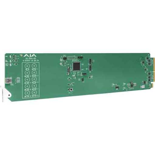 CARTE OPENGEAR 3G-SDI AJA OG-3GDA-1X9