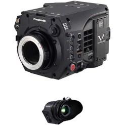 Panasonic Varicam LT avec EVF - Kit Caméra Cinéma 4K avec Viseur