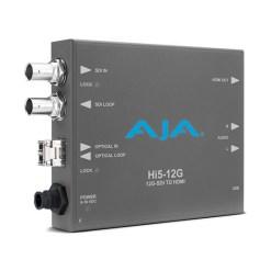 Mini Convertisseur AJA HI5-12G-TR