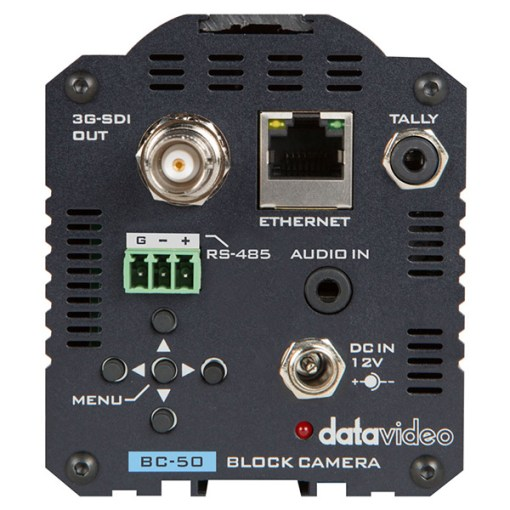 Datavideo BC-50 - caméra block Full HD