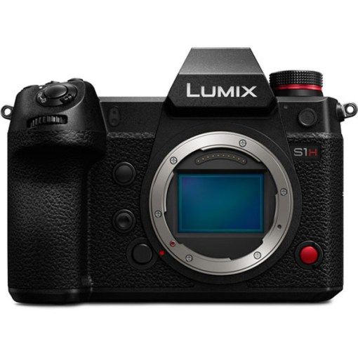 Panasonic Lumix DC-S1H - Appareil Photo
