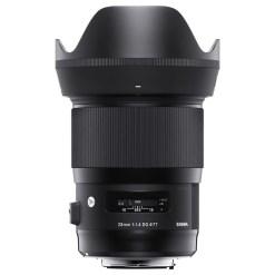 Sigma Art 28mm F1.4 DG HSM (Leica L) - Objectif