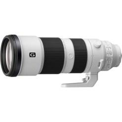 Sony FE 200-600mm F5.6-6.3 G OSS - Objectif