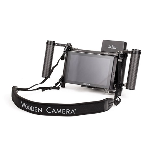 Cage Wooden Camera Director Monitor  v3