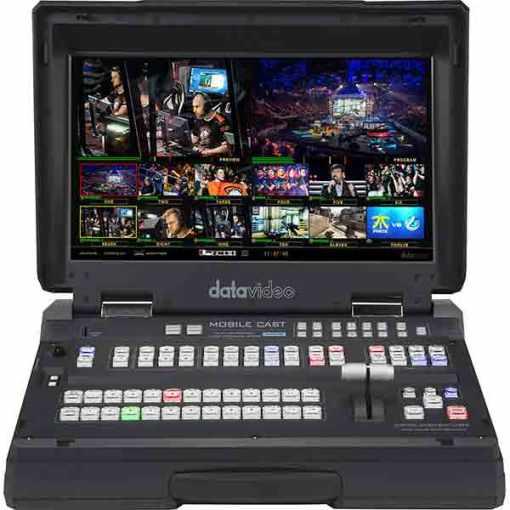 Datavideo HS-3200 - mélangeur vidéo numérique 12 entrées