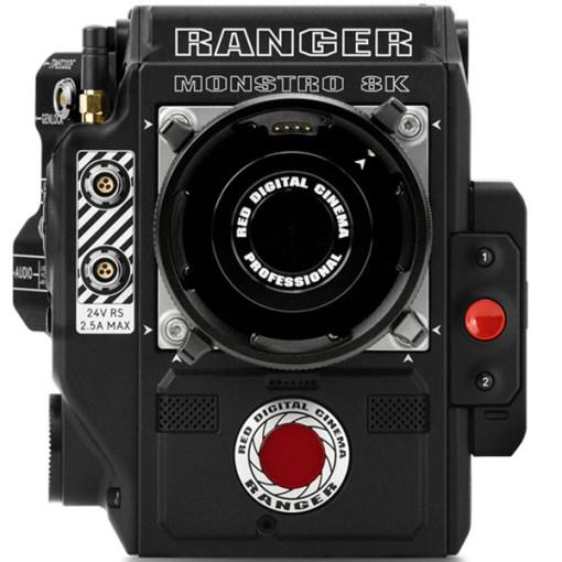 RED RANGER avec MONSTRO 8K VV (V-Lock) - Caméra
