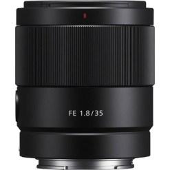 Sony FE 35mm F1.8 Objectif