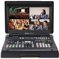 Datavideo HS-1600T - régie mobile HDBaseT