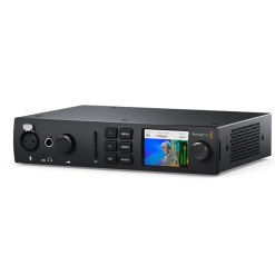 Blackmagic UltraStudio 4K Mini - Boîtier d'acquisition 12G - SDI