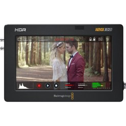 Blackmagic Design Video Assist 5'' 12G HDR - Moniteur
