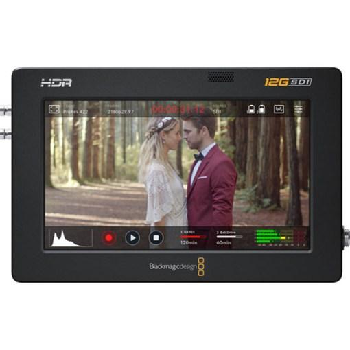 Blackmagic Design Video Assist 5'' 12G HDR - Moniteur