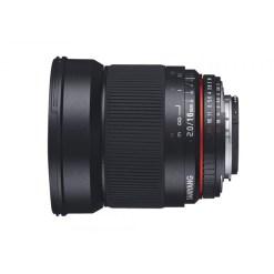 Samyang 16mm F2 ED AS UMC CS Canon - objectif grand angle