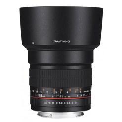 Samyang 85mm F1.4 AS IF Nikon AE - objectif