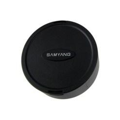 Samyang bouchon pour objectif 8mm F3.5 CS II et 12mm F2,8