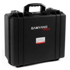 Valise pour 4 optiques Samyang