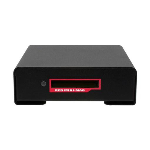 Atech Flash Technology Blackjet VX-1R - lecteur de cartes RED Mini-Mag