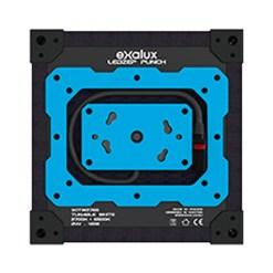 Exalux LEDZEP PUNCH 1X1 TW2765 Kit ENG - Panneau LED