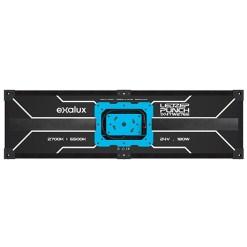 Exalux LEDZEP PUNCH 1X4 TW2765 Kit ENG – Panneau LED