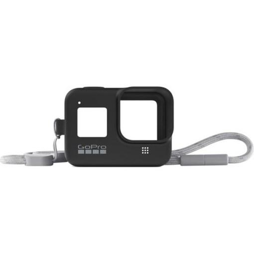 GoPro Housse Verte avec Dragonne pour HERO8 - Accessoire GoPro