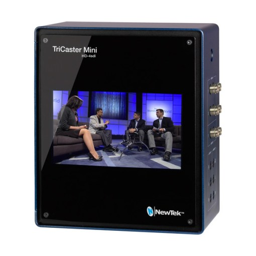 NewTek Tricaster Mini Advanced SDI