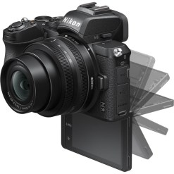 Nikon Z 50 Avec Bague Adaptation FTZ