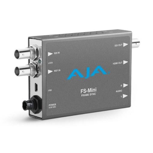 Aja FS-Mini - frame synchroniseur 3G-SDI