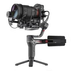 Zhiyun Weebill S avec Follow Focus et Émetteur Vidéo – Stabilisateur