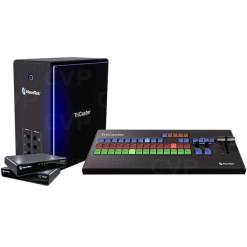 Newtek Tricaster Mini bundle - TriCaster Mini 4K + Mini CS + 2 modules + étui de trasport