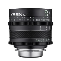 XEEN CF 50mm T1.5 (Canon EF, imperial) - Objectif Cinéma