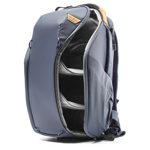Peak Design Everyday Backpack Zip 15L v2 Midnight - Sac à dos