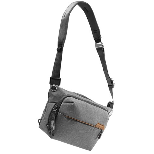 Peak Design Everyday Sling 6L v2 Ash - Sac Sling