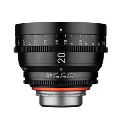 XEEN 20mm T1.9 (Canon EF, imperial) - Objectif Cinéma