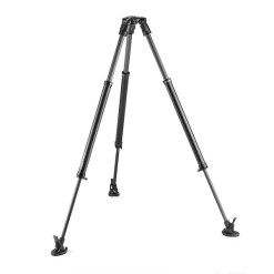 Manfrotto 635 Fast Single Tripod Carbon Fiber - Trépied