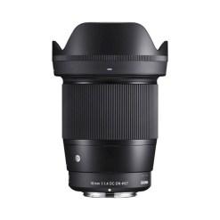 Sigma 16mm F1.4 DC DN SONY E - objectif