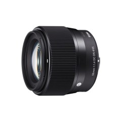 Sigma Contemporary 56mm F1,4 DC DN (Micro 4/3) - Objectif