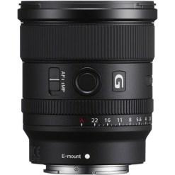Sony FE 20mm F 1.8 G