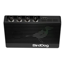 BirdDog 4K Quad - encodeur / décodeur 4 canaux 12G SDI vers NDI