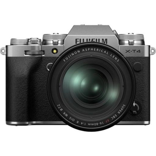 Fujifilm X-T4 Silver - Appareil Photo