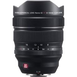 Fujifilm XF 8-16mm F2.8 R LM WR - Objectif