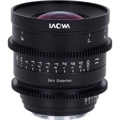 Laowa 15mm T2.1 Zero-D Cine (Sony FE, imperial) - Objectif