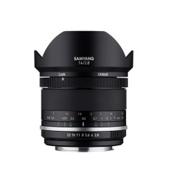 Samyang 14mm F28 MK2 (Canon EF) - Objectif Photo